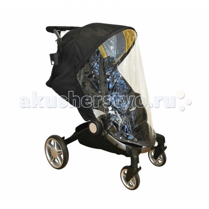 Детские коляски , Дождевики Larktale на прогулочный блок Coast Rain Cover-stroller-PVC арт: 320459 -  Дождевики