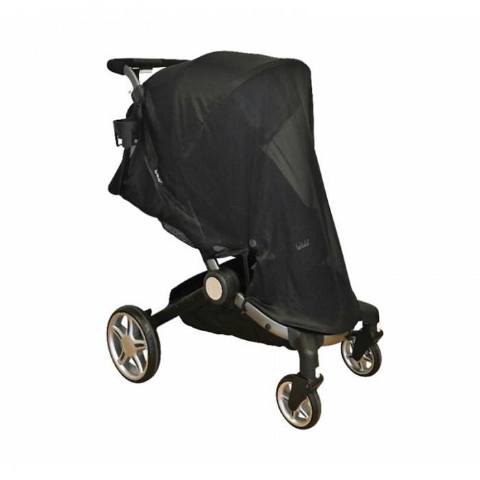 Детские коляски , Москитные сетки Larktale на прогулочный блок Coast Insect Cover Black Mesh арт: 320484 -  Москитные сетки