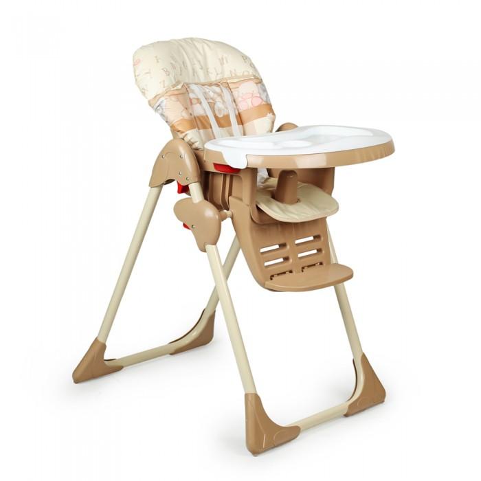 Стульчик для кормления Globex Космик дизайн ИгрушкиКосмик дизайн ИгрушкиСтульчик для кормления Globex Космик дизайн Игрушки  Стильный и красивый стульчик для кормления Космик от компании Глобэкс понравится родителям и ребенку не только своим внешним видом, но и функционалом. Малышу будет очень комфортно в нем, так как спинка стульчика может регулироваться по наклону в 3 положениях, а также на выбор доступно 5 возможных вариантов высоты сидения.  Для удобства ребенка здесь имеется мягкий вкладыш и съемная столешница, а надежное и устойчивое положение стула обеспечивает прочный металлический каркас.  Особенности: возрастная группа: от 6 месяцев до 3 лет материал - пластик съемная столешница мягкое сидение регулируемая спинка число положений наклона спинки: 3 число положений высоты сидения: 5 3-х точечные ремни безопасности габаритные размеры (ШхДхВ): 60 x 65 x 120 см вес, кг: 5<br>