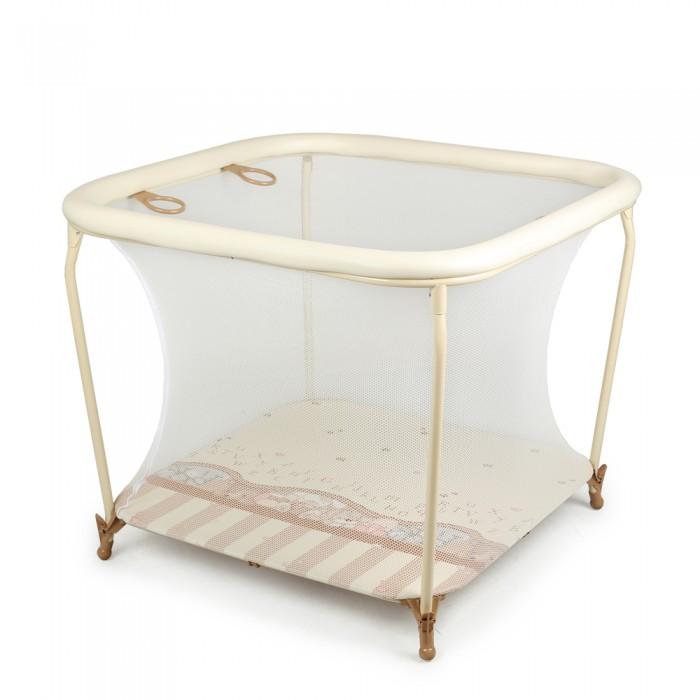 Детская мебель , Манежи Globex Квадрат дизайн Игрушки арт: 320654 -  Манежи