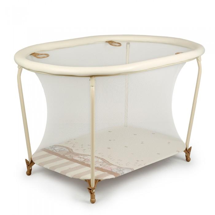 Детская мебель , Манежи Globex Овал дизайн Игрушки арт: 320679 -  Манежи