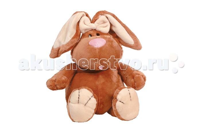 Мягкая игрушка Gulliver Кролик коричневый 71 см