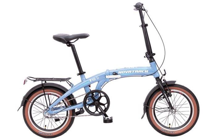 Детский транспорт , Двухколесные велосипеды Novatrack Nexus 3 speed 16 арт: 321319 -  Двухколесные велосипеды