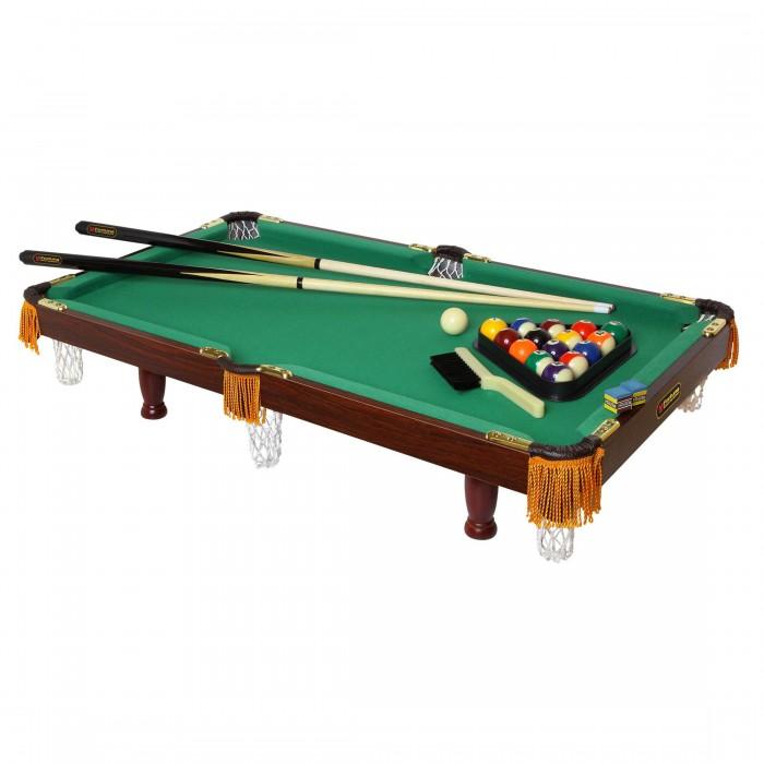 Настольные игры Fortuna Бильярдный стол Пул 3фт с комплектом аксессуаров