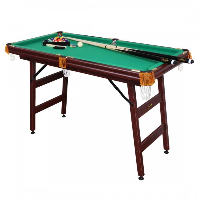 Настольные игры Fortuna Бильярдный стол Пул 4фт с комплектом аксессуаров