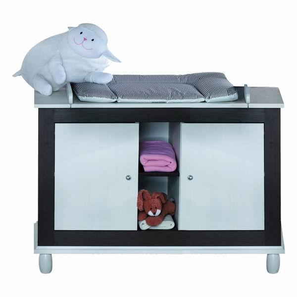 Детская мебель , Комоды Geuther Flair пеленальный арт: 32250 -  Комоды