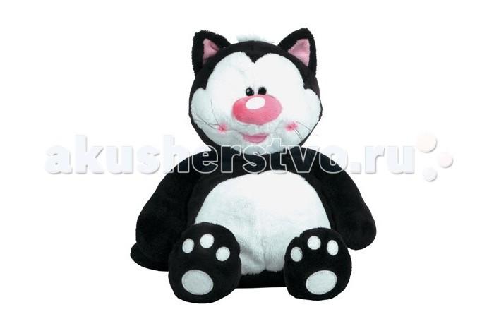 Мягкие игрушки Gulliver Кот Котя черный 56 см