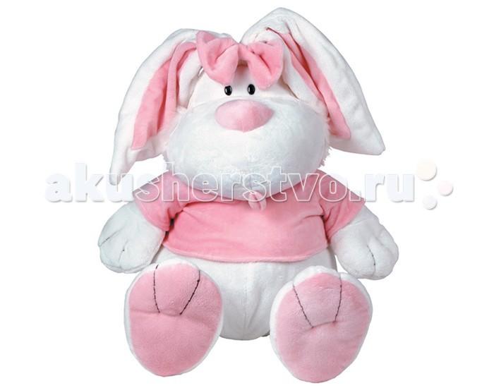 Мягкие игрушки Gulliver Кролик белый 40 см gulliver кролик белый сидячий 71 см 7 42230