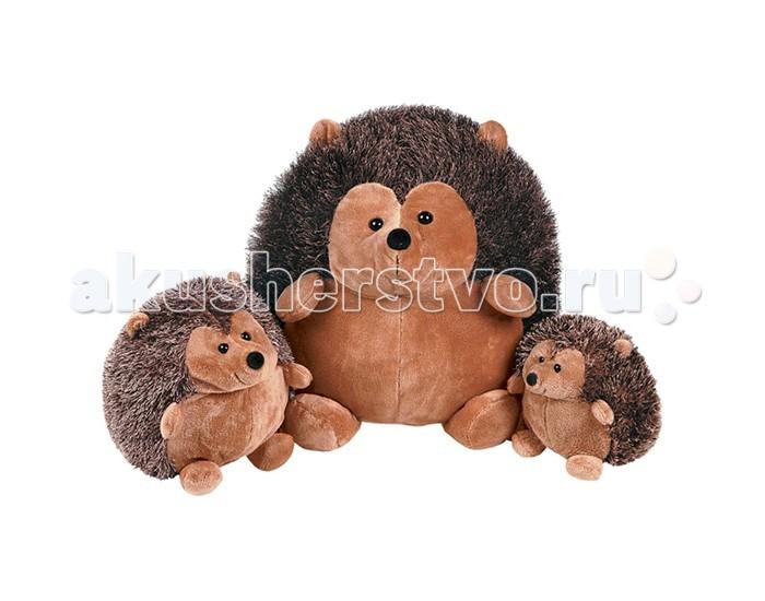 Мягкие игрушки Gulliver Ёжик сидячий 15 см
