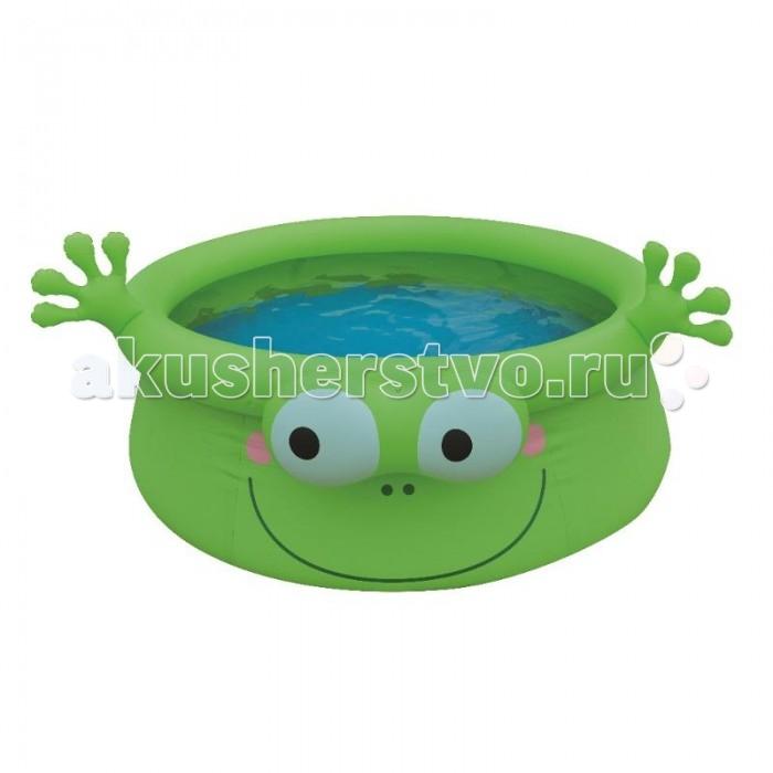 Летние товары , Бассейны Jilong надувной Frog 175х62 см арт: 323529 -  Бассейны