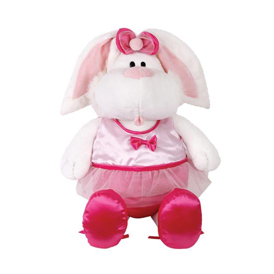 Мягкие игрушки Gulliver Кролик Балеринка белый 56 см, Мягкие игрушки - артикул:32365