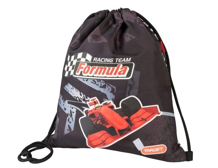 Школьные рюкзаки Target Collection Сумка для детской сменной обуви Формула 1