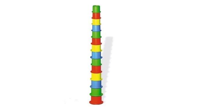 Развивающие игрушки Стеллар Пирамида Занимательная большая развивающие игрушки стеллар пирамида занимательная большая