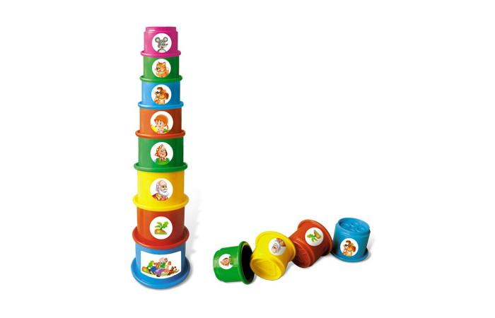 Развивающие игрушки Стеллар Пирамида Репка развивающие игрушки стеллар пирамида занимательная большая