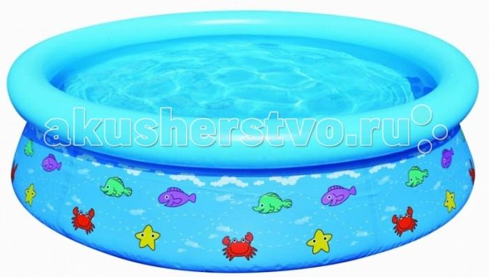 Летние товары , Бассейны Jilong надувной Kids Pool 150х38 см арт: 325804 -  Бассейны