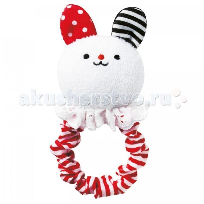 Погремушки Combi мягкая FuriFuri Rabbit combi универсальный подстаканник для колясок combi