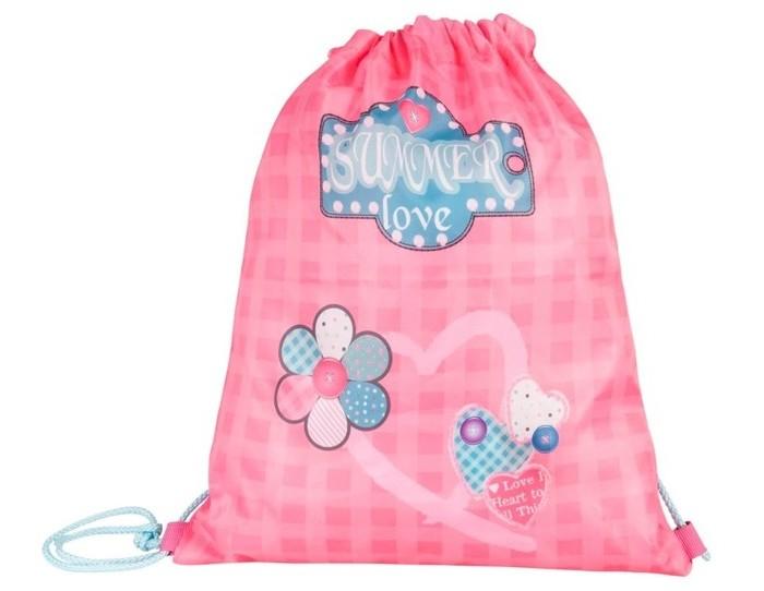 Фото - Школьные рюкзаки Target Collection Сумка для детской сменной обуви Летняя любовь юнландия сумка для обуви meow 229170 бирюзовый