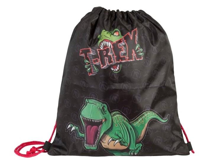 Школьные рюкзаки Target Collection Сумка для детской сменной обуви Динозавр Тирекс
