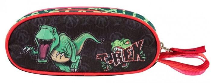 Пеналы Target Collection Пенал овальный Динозавр Тирекс replacement middle plate frame set for iphone 4 8 piece pack