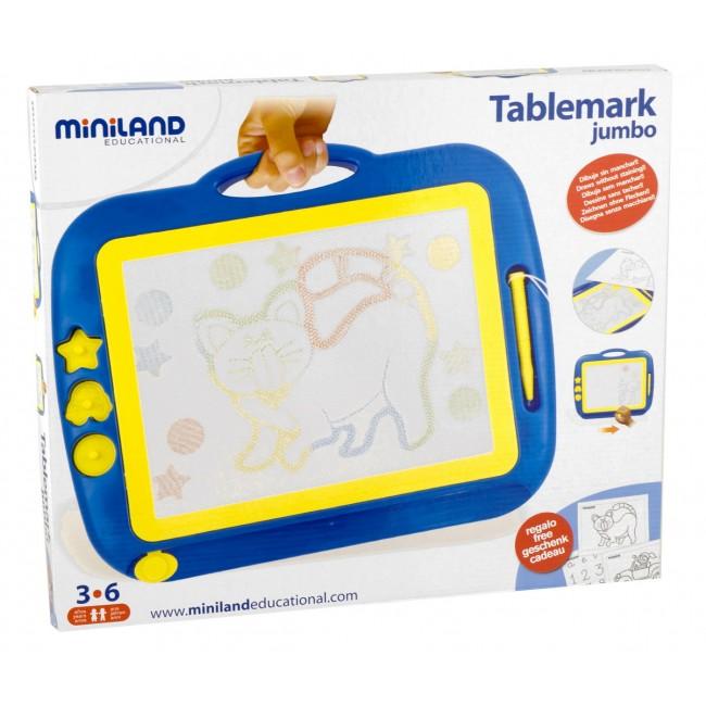 Развитие и школа , Доски и мольберты Miniland Дисплей для рисования Jumbo арт: 32656 -  Доски и мольберты