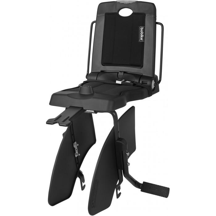 Bobike Велокресло Junior ClassicВелокресло Junior ClassicBobike Велокресло Junior Classic, заднее, крепление на багажник велосипеда – совершенно новое велокресло с элегантным и современным голландским дизайном для детей от 5 до 10 лет или весом до 35 килограмм.  Уникальная двухслойная конструкция кресла обеспечивает непревзойдённый уровень безопасности ребёнка. Кресло обеспечивает поддержку ребёнку, когда он сидит на багажнике.   Это велокресло оборудовано ремнём безопасности и защитой ног от попадания в спицы. Все кресла BOBIKE оснащены мягкой водоотталкивающей подкладкой для защиты от дождя и росы. Спинка кресла складывается и в сложенном состоянии является удобным багажником. Велокресло BOBIKE  Junior Classic устанавливается на подседельную трубу рамы диаметром от 28 до 50 мм.  Особенности: • Крепление на багажник велосипеда • Комфортная подкладка из водоотталкивающего материала • Удобный страхующий ремень • Регулируемые подножки • Шестигранник для установки кресла в комплекте • Голландский дизайн  • Сделано в Европе • Для детей от 5  до 10 лет или весом до 35 кг<br>