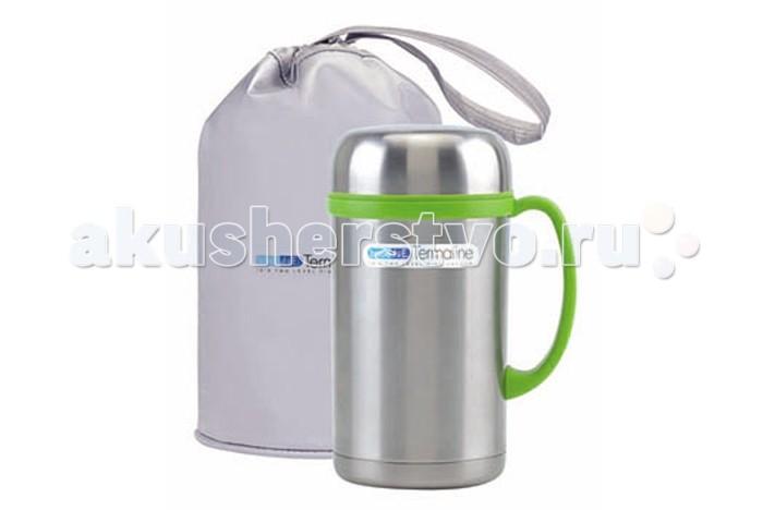 Термос Bebe Due Чашка 500 млЧашка 500 млТермос Bebe Due Чашка 500 мл идеально подходит для транспортировки жидкостей, а так же оптимальна для каш и пюре. Термосы выполнены из высококачественной нержавеющей стали, не содержат вредных веществ, поддерживают температуру пищи до 8 часов, в зависимости от температуры закладки. Могут сохранять температуру, как горячую, так и наоборот холодную.   Подходят как для твердой, так и для жидкой пищи, жидкостей. Ударопрочные, герметичные, удобные по форме, широкое горлышко. Незаменимый помощник на длительных прогулках, путешествиях, тренировках, при посещении роддомов и больниц. Можно мыть в посудомоечной машине.<br>