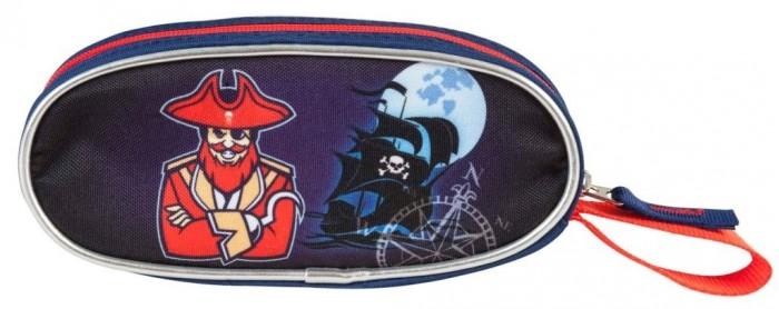 Купить Пеналы, Target Collection Пенал овальный Пираты