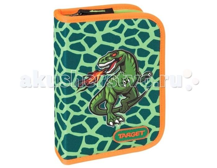 Пеналы Target Collection Пенал с канцтоварами Динозавр