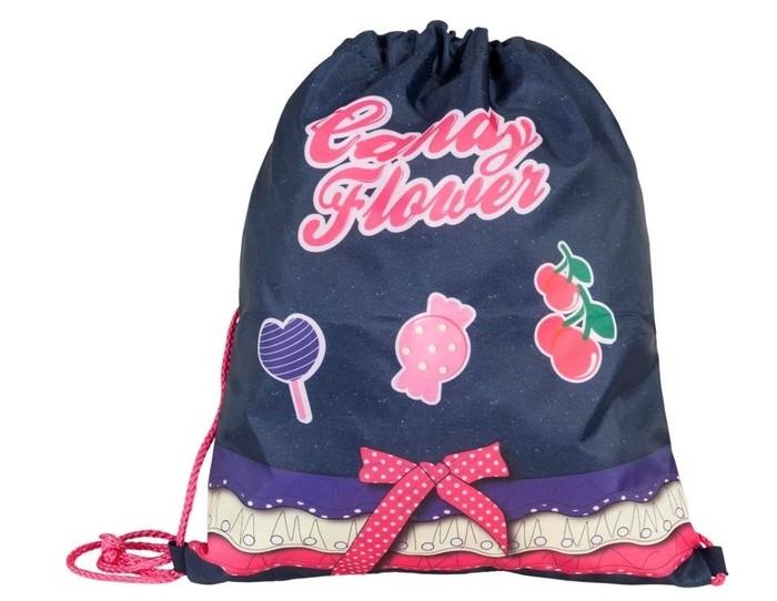 Фото - Школьные рюкзаки Target Collection Сумка для детской сменной обуви Сладкие цветы юнландия сумка для обуви meow 229170 бирюзовый
