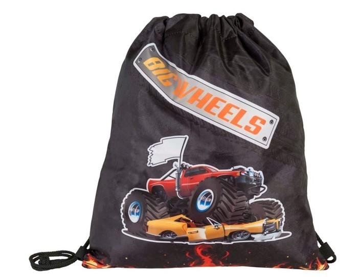Фото - Школьные рюкзаки Target Collection Сумка для детской сменной обуви Большие колеса юнландия сумка для обуви meow 229170 бирюзовый