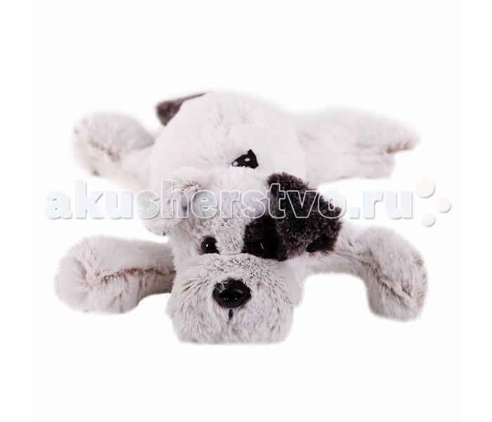 Мягкие игрушки Button Blue Собака Джек лежачий 33 см button blue мягкая игрушка щенок санти лежачий 28 см