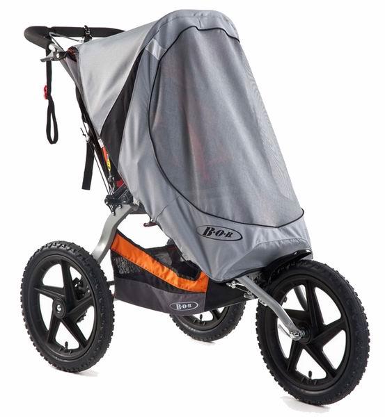 Москитные сетки BOB от солнца для колясок bob дождевик для колясок bob