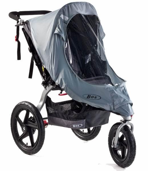 Детские коляски , Дождевики BOB для колясок с поворотным колесом арт: 32904 -  Дождевики