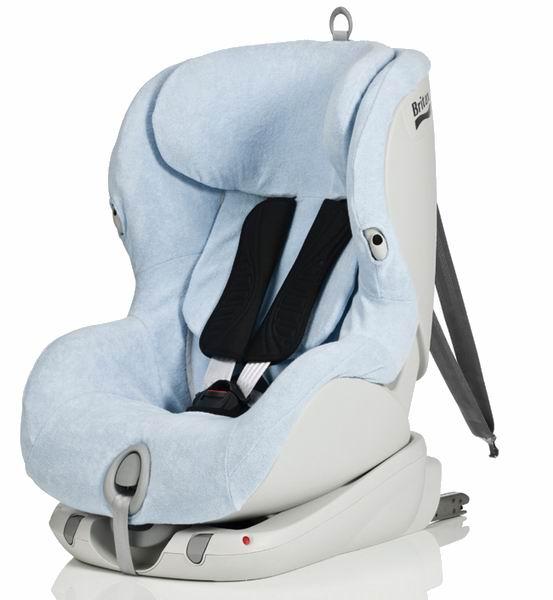 Britax Roemer Летний чехол для кресла TrifixЛетний чехол для кресла TrifixBritax Roemer Летний чехол для кресла Trifix станет прекрасным дополнительным элементом. Благодаря махровому материалу, детям сидеть в кресле будут наиболее комфортно и уютно. Произведен атрибут из хлопковых и полиэфирных волокон. Хорошо использовать такой атрибут в жаркий летний климат, так как он хорошо способен впитывать излишнюю влагу. Заботиться за аксессуаром легко, необходимо простирнуть в стиральной машине при режиме в 60 °C.  Особенности: Махровый чехол, изготовленный из 80% хлопка и 20% полиэстера  Необыкновенно мягкий и комфортный  Чехол прекрасно поглощает влагу Идеален для использования в жаркую погоду  Можно стирать в машинке при температуре 60 ° C<br>