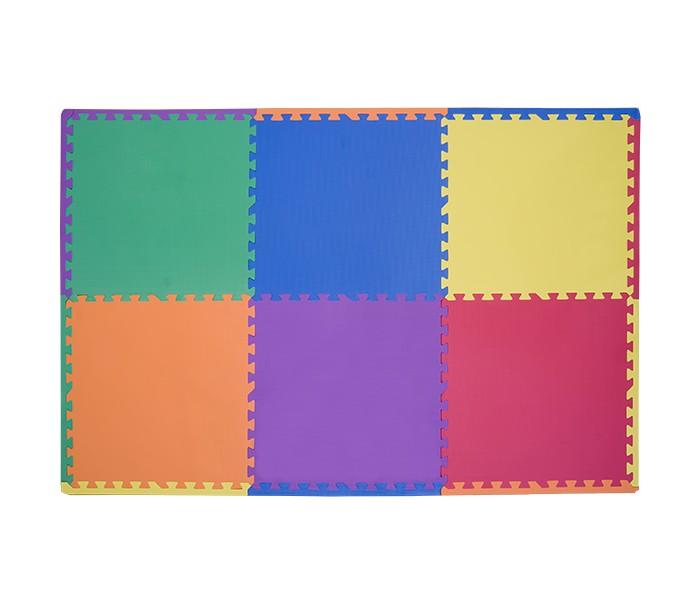 Игровые коврики FunKids пазл без изображений Симпл-24 игровые коврики funkids пазл сенс 12 без изображений рельефная текстура