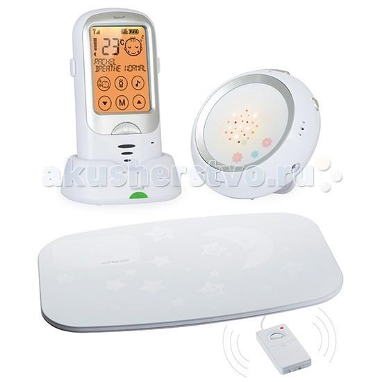 Безопасность ребенка , Радионяни Ramili Радионяня RA300SP с монитором дыхания арт: 33015 -  Радионяни