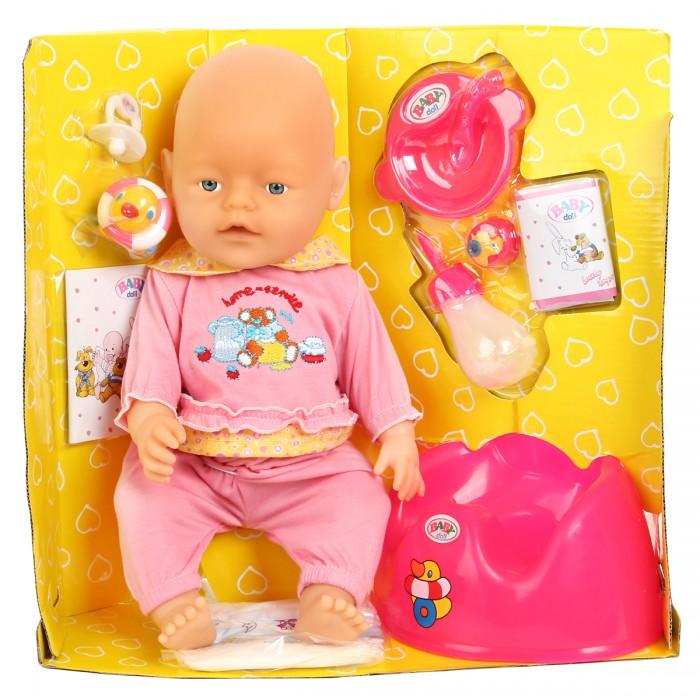 Купить Куклы и одежда для кукол, Veld CO Пупс с аксессуарами 43052