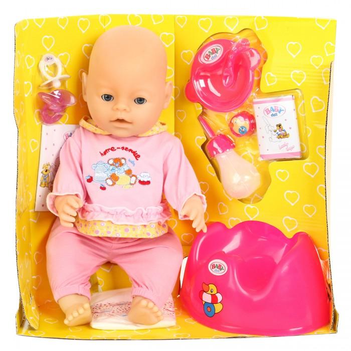 Куклы и одежда для кукол Veld CO Пупс с аксессуарами 43042