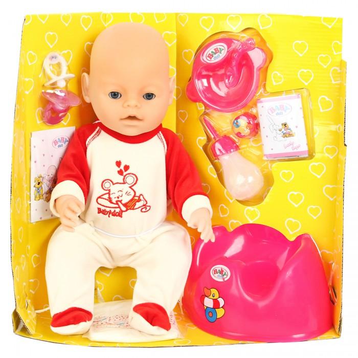 Куклы и одежда для кукол Veld CO Пупс с аксессуарами 43043 veld co пупс с ванночкой изабелла
