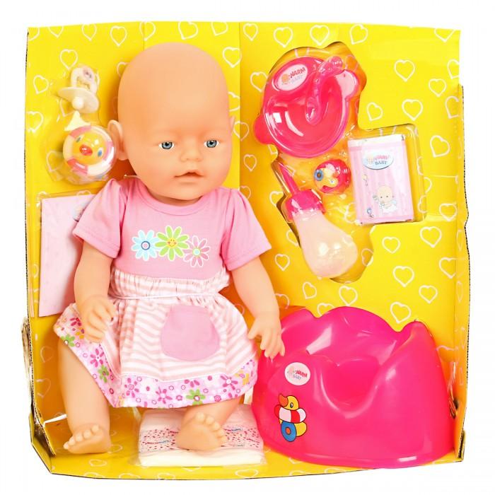 Куклы и одежда для кукол Veld CO Пупс с аксессуарами 43047 veld co пупс с ванночкой изабелла