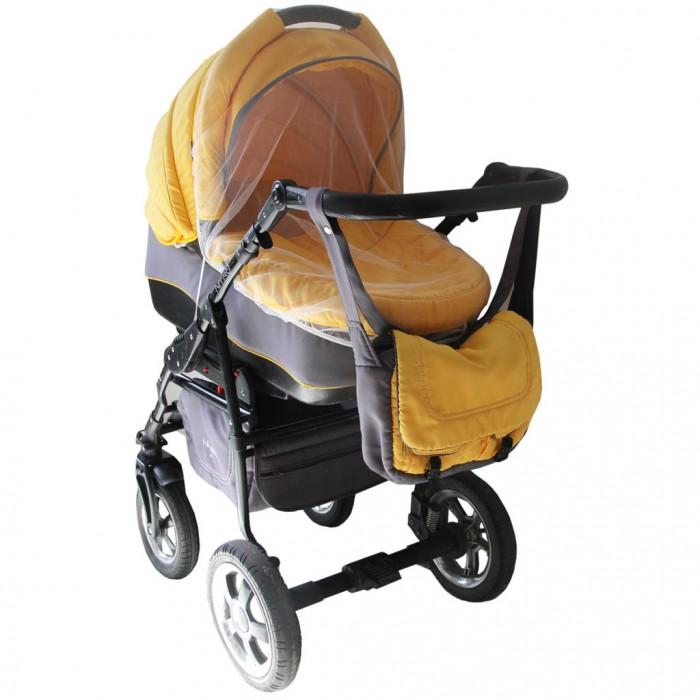 Москитные сетки Ангелочки для коляски 8005 babyono сетка москитная универсальная для коляски