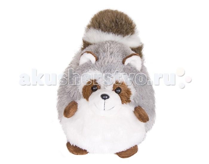Мягкие игрушки Gulliver Пушистый хвостик Енотик 20 см игрушка мягкая gulliver мишутка пуффи 30см