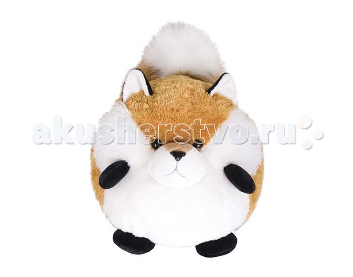 Купить Мягкие игрушки, Мягкая игрушка Gulliver Пушистый хвостик Лисичка 30 см