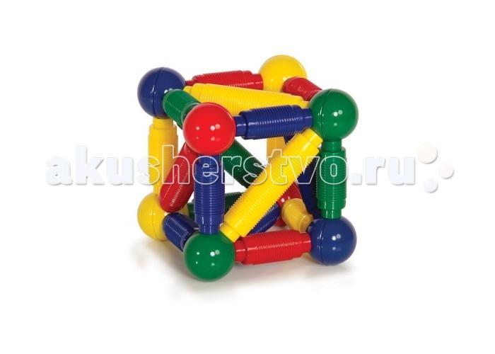 Конструкторы Guidecraft магнитный для малышей Better Builders 30 деталей конструкторы tototoys 801 крутые виражи rollipop 7 деталей 5 шаров