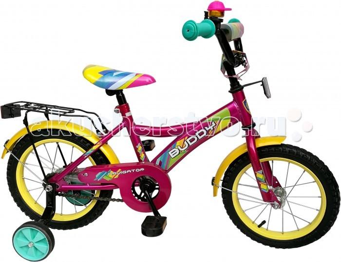 Детский транспорт , Двухколесные велосипеды Navigator Buddy Kite-тип 14 арт: 333270 -  Двухколесные велосипеды