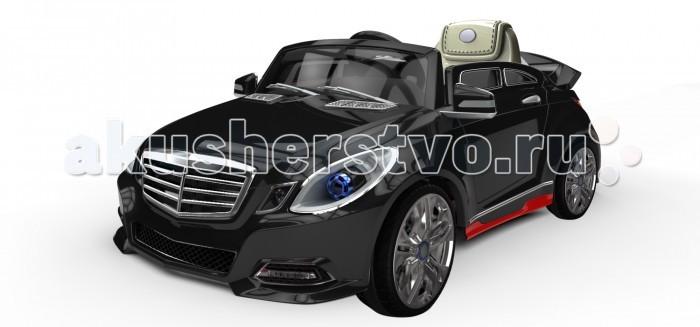 Электромобиль 1 Toy Мерседес Е классМерседес Е классЭлектромобиль 1 Toy Мерседес Е класс оснащен EVA колесами. Звуковые и световые эффекты придадут реалистичности автомобилю. Можно контролировать процесс езды ребенка с помощью радиоуправляемого пульта. Капот и двери открываются, что позволяет ощутить себя самым настоящим водителем. Благодаря езде на электромобиле ребенок, возможно, захочет приобрести настоящий большой автомобиль и начнет стремиться к этому уже с детства.  Особенности: регулировка громкости музыка свет амортизаторы открывающиеся двери открывающийся капот аккумулятор 2 х 6 В/4,5Ач  мотор 2 х 25 Вт  пульт радиоуправления.<br>