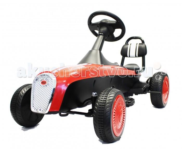 Детский транспорт , Педальные машины TVL Веломобиль Rally 02 арт: 333650 -  Педальные машины