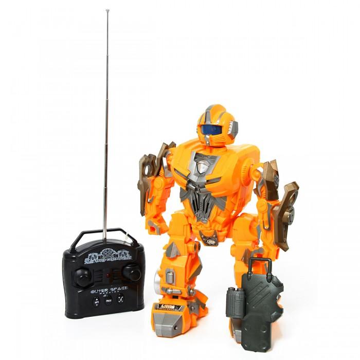 Электронные игрушки Veld CO Робот радиоуправляемый с пультом игрушечные машинки на пульте управления по грязи купить