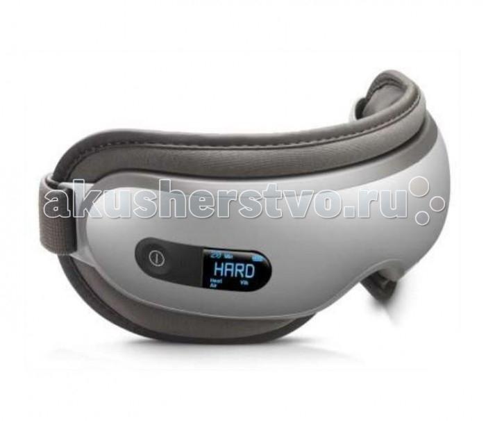 Gezatone Массажер для глаз ISee400Массажер для глаз ISee400Gezatone Массажер для глаз ISee400 массажёр iSee400 – аппарат, с помощью которого вы сможете провести сеансы расслабляющего массажа у себя дома, причём это не займёт у вас много времени. По своему качеству процедуры, проводимые с помощью аппарата, ничем не хуже ручного массажа в дорогом салоне!   Эффекты от использования массажера для глаз iSee 400 Gezatone:  Способствует возвращению четкости зрения Улучшает кровообращение Устраняет отеки и мешки под глазами Позволяет уменьшить морщины вокруг глаз Способствует нормализации сна  Уменьшает покраснение Помогает устранить чрезмерное напряжение Предотвращает появление мигреней и болевых ощущений Оказывает выраженный лимфодренажный эффект Помогает расслабиться.  Пять причин сделать подарок себе или своим близким:   3 вида воздействия: вибрационный массаж, компрессионный массаж, прогревание + музыкальная терапия 3 автоматических программы сочетания различных видов массажа- выбирайте по вкусу Стильный, компактный, легкий, музыкальный и управляется одним касанием Встроенный аккумулятор заражается всего за 3 часа, обеспечивает мобильность: используйте массажер в офисе и дома, берите в путешествия, командировки  Регулируется по размеру головы: подойдет и хрупкой леди, и брутальному мужчине.  Не стоит проводить сеансы массажа с помощью аппарата, если:  У вас есть глаукома, катаракта, отслоение сетчатки и иные глазные заболевания. У вас была проведена операция на глаза. С осторожностью используйте прибор, если у вас гипертония или гипотония. Проконсультируйтесь с доктором! Использование прибора людьми с ограниченными физическими способностями возможно только под присмотром. Несмотря на безопасность процедуры массажа, использование прибора имеет ряд противопоказаний. Ознакомьтесь с этим списком перед тем, как начать первый сеанс!  Аппарат iSee400 станет настоящим помощником для тех, кому важны хорошее зрение и красота. Вы можете выбрать массажёр в подарок для дорогого чел