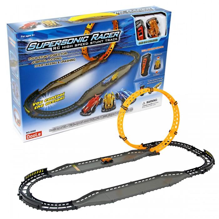 Машины Veld CO Трек Supersonic Racer 1 петля ролевые игры veld co набор бытовой техники 47277